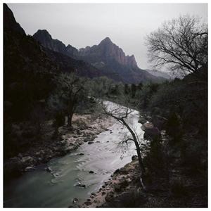 Darren Almond's Fullmoon@Virgin River (Matthew Marks, 2012)