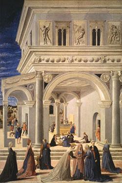 Haber S Art Reviews From Filippo Lippi To Piero Della