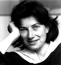 Chantal Akerman (photo from the ICA)