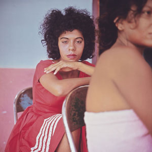 Danny Lyon's Tesca, Cartagena, Colombia (collection of the artist/Edwynn Houk gallery, 1966)