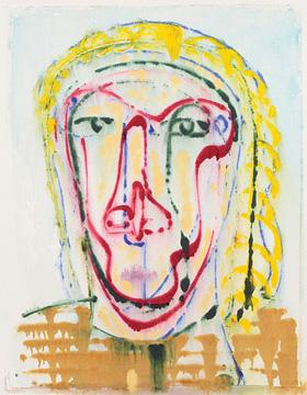 Nicole Eisenman's Untitled (Whitney Museum of American Art/Leo Koenig gallery, 2011)