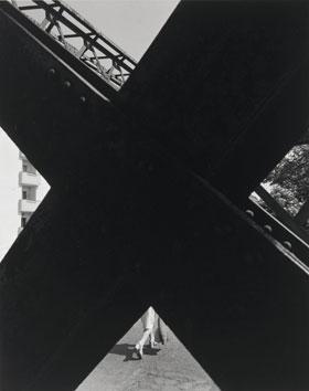 John Gossage's Monumentbrucke (Museum of Modern Art, 1982)