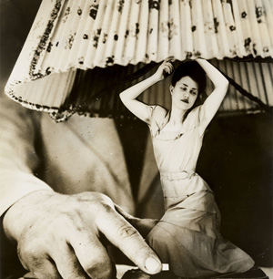 Grete Stern's Dream No. 1: Electrical Appliances for the Home (Museum of Modern Art, 1949)