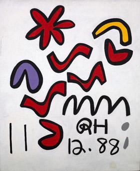Raymond Hendler's RH 12.88 (Berry Campbell, 1988)