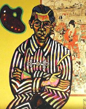 Juan Miros Portrait Of E C Ricart Museum Modern Art 1917
