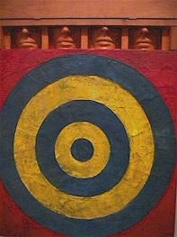 Target with Four Faces (Museum of Modern Art, 1955)
