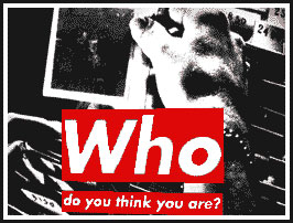 Barbara Kruger's Untitled (University of Southern Florida)