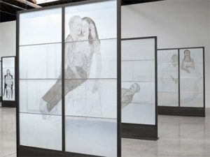 Kiki Smith's Pilgrim (Pace gallery, 2007-2010)