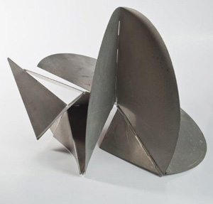 Lygia Clark's Critter in Itself (reconstruction) (Cultural Association, Rio, 1962)