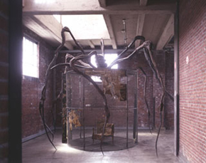 Louise Bourgeois's Spider (Dia:Beacon, 1997)