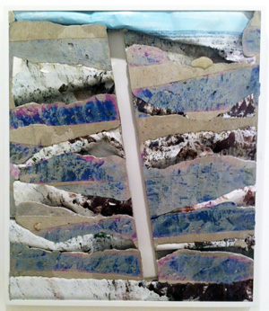 Letha Wilson's Badlands White (Higher Pictures, 2012)