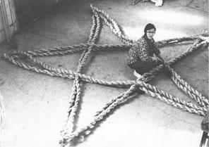 Kazuko Miyamoto's Star Piece, 9th Precinct (Zürcher, 1979)