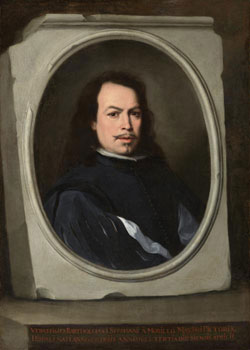 Bartolomé Esteban Murillo's Self-Portrait (Frick Collection, c. 1650–1655)
