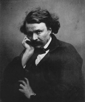 Nadar's Self-Portrait (Metropolitan Museum of Art, c. 1855)