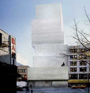 Haber S Art Reviews The New New Museum