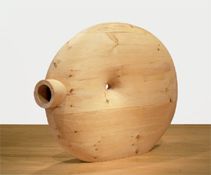 Martin Puryear's Deadeye (Agnes Gund Collection, 2002)