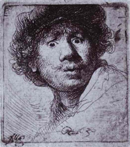 essay on rembrandt s self portraits