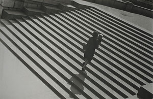 Alexander Rodchenko's Stairs (Sepherot Foundation, 1929-1930)