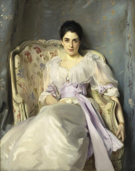 John Singer Sargent's Lady Agnew of Lochnaw (Scottish National Gallery, 1892)