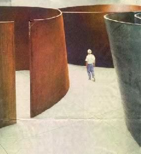 Richard Serra:'s Torqued Ellipses (Dia Arts Center, 1977)