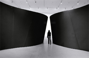 Richard Serra's Band (Museum of Modern Art, 2006)
