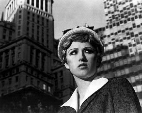 Cindy Sherman's Untitled Film Still #21 (Museum of Modern Art, photo from Sherman/Metro Pictures, 1978)