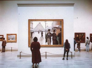 Thomas Struth's Art Institute of Chicago II (Marian Goodman Gallery, 1990)