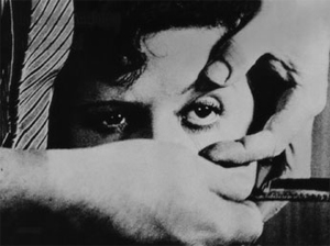 Louis Bunuel and Salvador Dali's Un Chien Andalou (Museum of Modern Art, 1929)