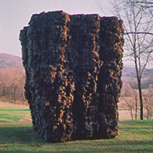 Ursula von Rydingsvard's For Paul (Storm King Arts Center, 1990-1992)