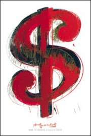 Andy Warhol's Dollar Sign (Warhol Collection, 1981)