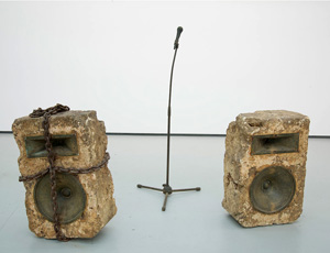 Yoan Capote's Old Speech (Jack Shainman gallery, 2015)