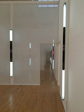 Robert Irwin's Excursus: Homage to the Square3 (Dia:Beacon, 1998/2015)